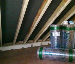 Innenausbau - Dachbau Pütz