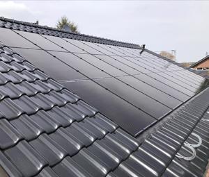 Solaranlagen - Dachbau Pütz